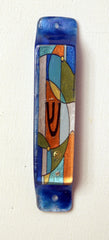 MEZUZAHS - HAND CRAFTED, ONE OF A KIND JUDAICA ART