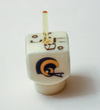 Los Angeles Rams Dreidel with stand. Customized Sports Dreidel.  D-115