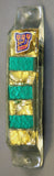 Hand Crafted Mezuzah for the Doorpost of your home. One of a Kind JUudaica Art # M-022