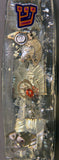 Hand Crafted Mezuzah for the Doorpost of your home. One of a Kind JUudaica Art # M-015