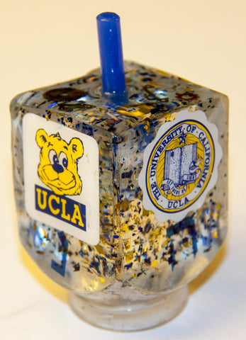 REQUEST A CUSTOM DREIDEL WITH YOUR FAVORITE PRO OR COLLEGE TEAM