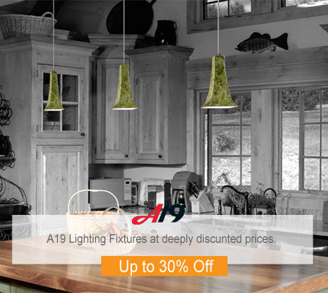 A19 Lighting Fixture Deals