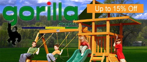 Gorilla Playsets Deals