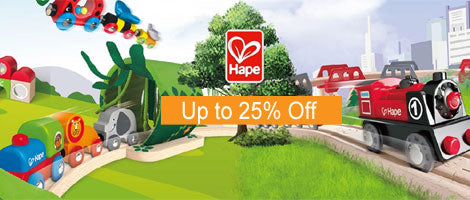 Hape Black Friday Deals