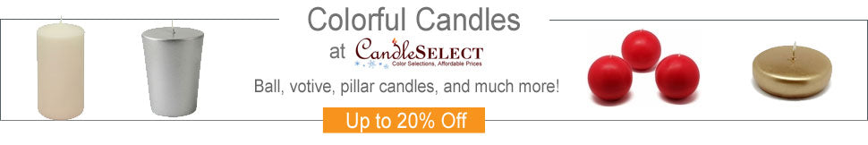 Jeco Candle Deals at CandleSelect.com