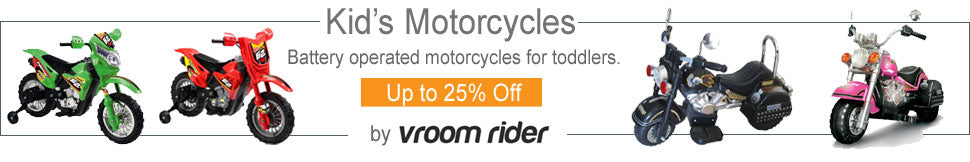 Kids Motorcycle Deals