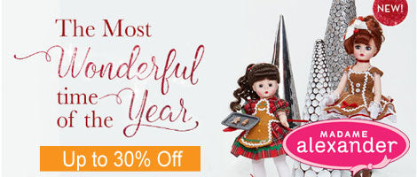 Madame Alexander Doll Deals