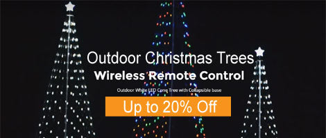 Outdoor Christmas Tree Black Friday Deals