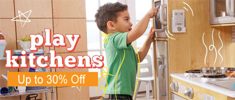 Play Kitchen Black Friday Deals