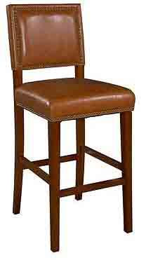 Linon 0232carm 01 Kd U Brook Counter Stool 24 Caramel