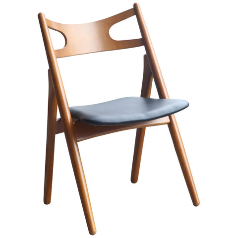Fine Mod Imports FMI10100-walnut Oksana Chair, Walnut - Peazz.com - 1