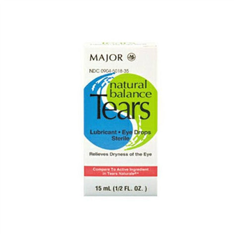 Major 10762 Artificial Tears Ophthalmic Solution, 15 ml - Peazz.com