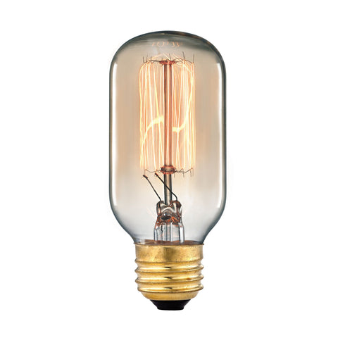 ELK Lighting 1102 Vintage Filament Collection Clear,Gold Finish - PeazzLighting