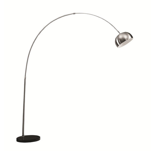 Fine Mod Imports FMI1132-black Arch Lamp Small Base, Black - Peazz.com - 1