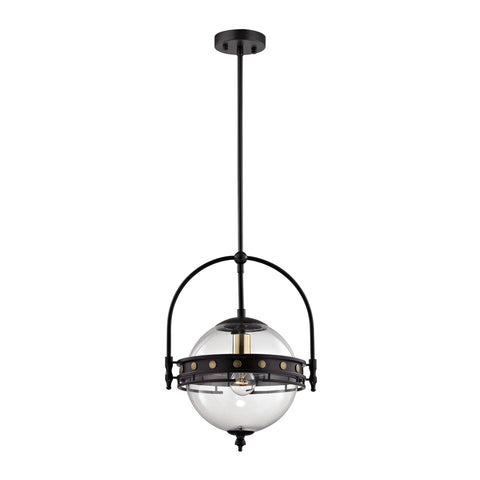 ELK Lighting 14261/1 Encompass Collection Oil Rubbed Bronze Finish - PeazzLighting