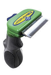 "Furminator 17310 FURminator deShedding Tool Small Dog Up To 20 lbs, 1.75"", Short Hair MD-17310"