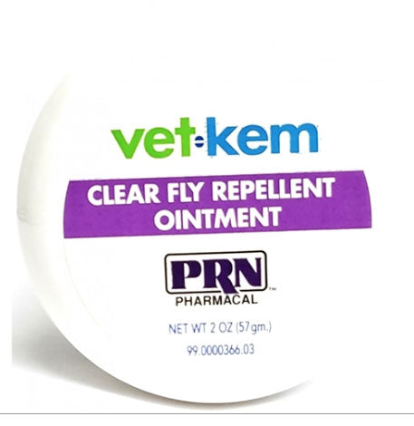 VPL 10199 Vip Clear Fly Repellent Ointment, 2 oz