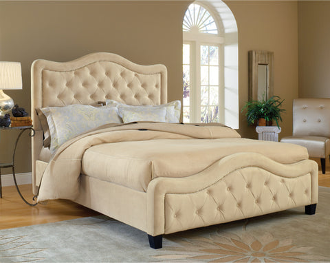 Hillsdale 1566BQRT Trieste Bed Set - Queen - w/Rails