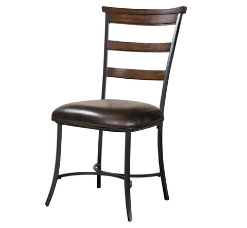 Hillsdale 4671-805 Cameron Ladder Back Dining Chair - Set of 2