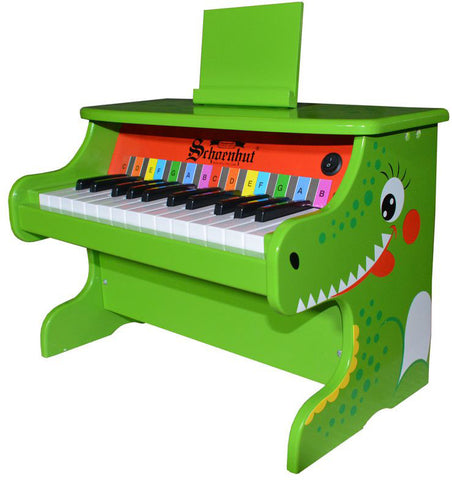 Schoenhut 2514A Alligator Piano - Peazz.com
