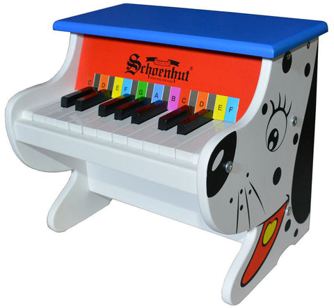 Schoenhut 2514D Dog Piano - Peazz.com