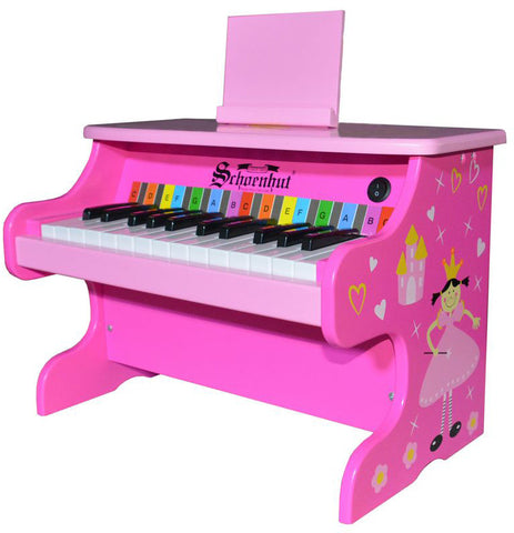 Schoenhut 2514P Princess Piano - Peazz.com