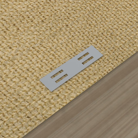ShelterLogic 25663 Shade Cloth Wood Fasteners - 30 Per Polybag - Peazz.com