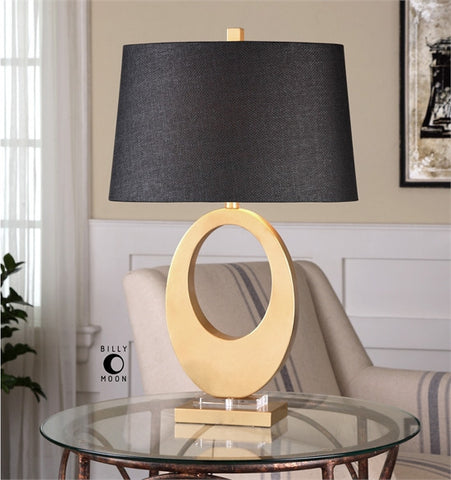 Uttermost Cadore Gold Table Lamp (26507) - UTMDirect