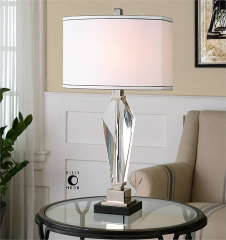 Uttermost Altavilla Crystal Table Lamp (26601-1) - UTMDirect