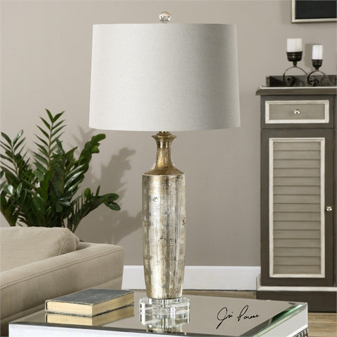 Uttermost Valdieri Metallic Bronze Lamp (27094-1) - UTMDirect