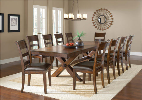 Hillsdale 4692DTBC11 Park Avenue 11-Piece Dining Set