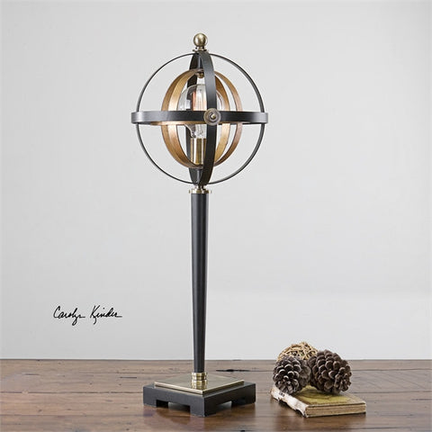 Uttermost Rondure Sphere Table Lamp (29212-1) - UTMDirect