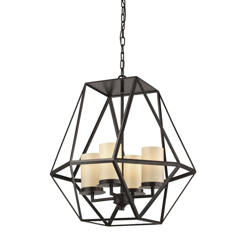 ELK Lighting 31187/4 Delaney Collection Oil Rubbed Bronze Finish - PeazzLighting