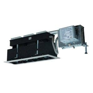 Jesco Lighting MMGRMH1639-4EWB 4-Light Linear Remodel (Metal Halide) Includes 120V Electronic Ballast