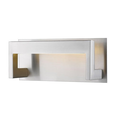 1-Light Sleek Wall Sconce