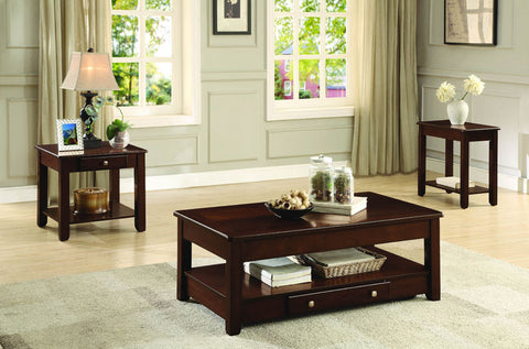 Homelegance 3257RF-02 Carrier Collection Color Espresso - Peazz.com