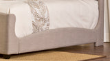Hillsdale Furniture 1262BKR Barrington King Bed Set w/ Rails