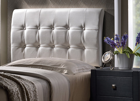 Hillsdale Furniture 1283-370 Lusso Headboard Set - Twin