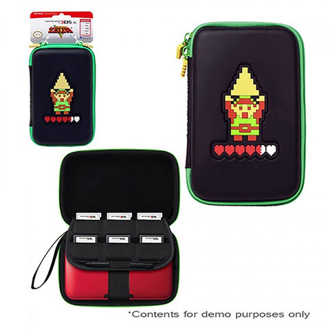 3DS XL Zelda Retro Hard Pouch (3DS-411U)