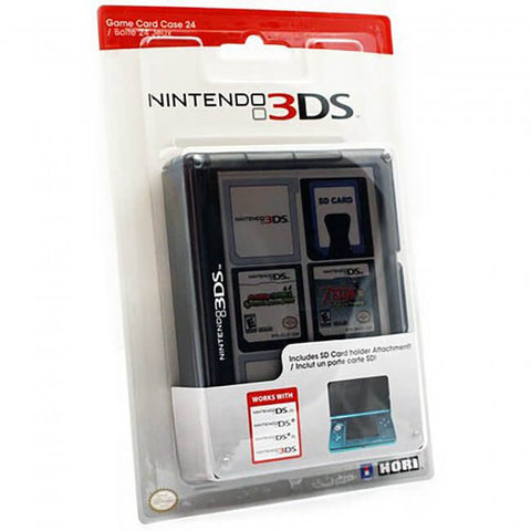 3DS Game Card Case 24 (3DS-020U)