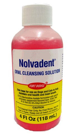 Nolvadent, 4 oz. w/ Sprayer - Peazz Pet