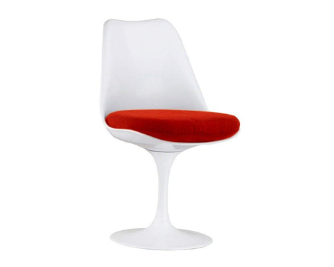 Mod Made MM-PC-08-RED Lily Side Chair