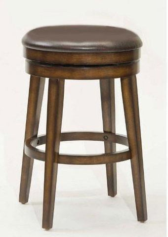 Hillsdale Beechland 30.5 Inch Backless Swivel Barstool 4515-830 - HillsdaleSuperStore