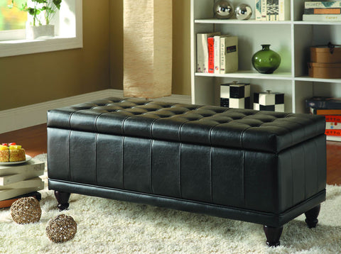 Homelegance 4730PU Afton Collection Color Dark Brown Bi-Cast Vinyl - Peazz.com