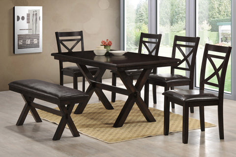 United Furniture Industries 5009-59 Austin Dining Table - Peazz.com