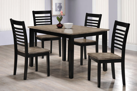 United Furniture Industries 5014 48 East Pointe 5 Pc Dining Set
