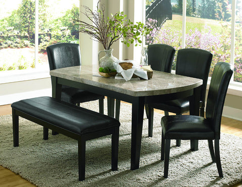 Homelegance 5070-64 Cristo Collection Color Black - Peazz.com
