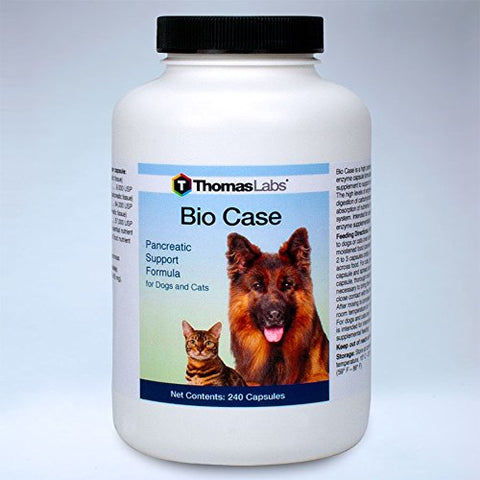 Bio Case V, 240 Capsules - Peazz Pet