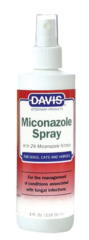 Davis Miconazole Spray, 4 oz - Peazz Pet