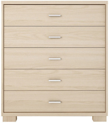 Manhattan Comfort 60662 Astor Collection Oak Vanilla Finish - Peazz.com - 1